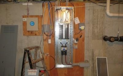 400 Amp electric panel