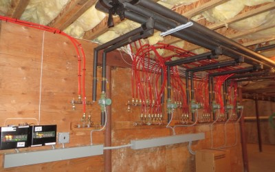We have the tools to inspect radiant heat systems