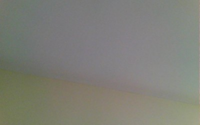 Ceiling water leak -not visible- (same pic)